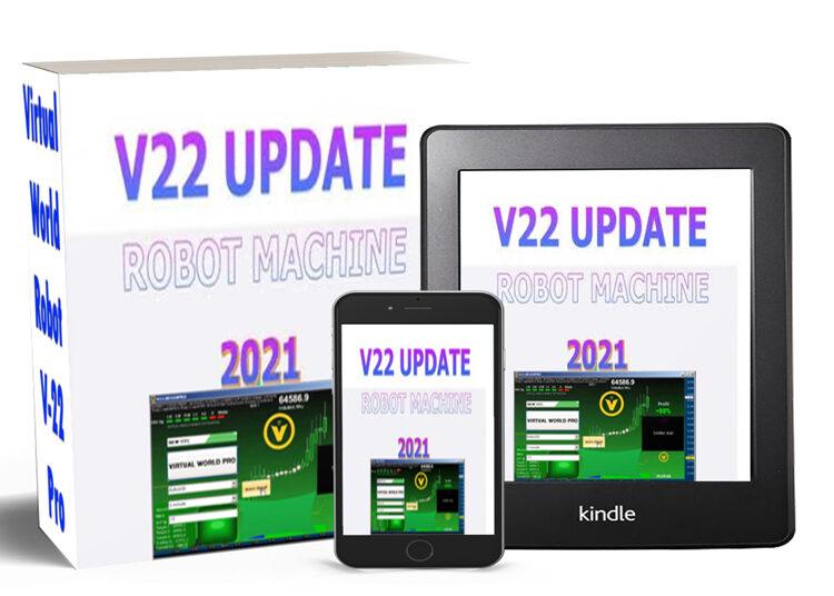 Robot V-22 Pro Update