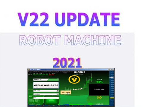 Binary Robot V-22 Update